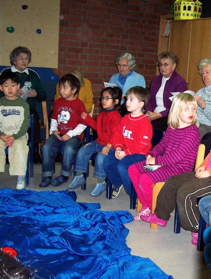 09-12_Seniorennachmittag im Kiga-St. Martin