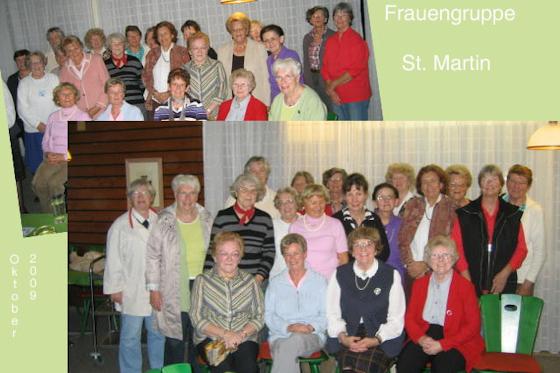 Frauengruppe St. Martin