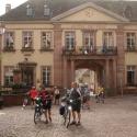 Am Rathaus von Riquewihr