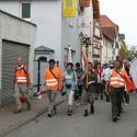Ankunft in der Taunusstraße
