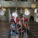 Einzug in die Pfarrkirche St. Pankratius